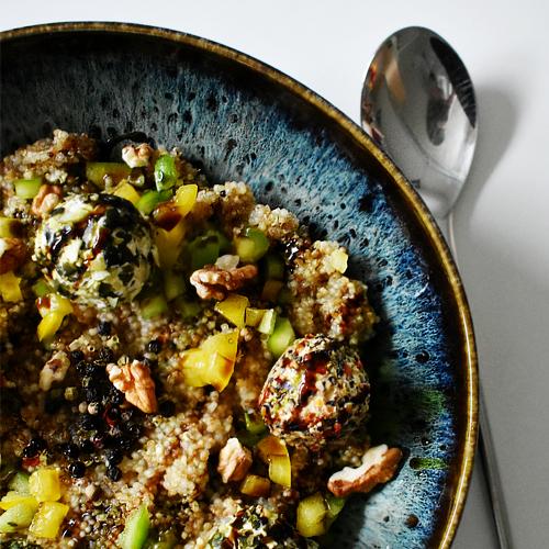 Getreide, Quinoa & Co